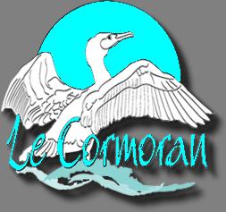 Wifi : Logo Hotel le Cormoran