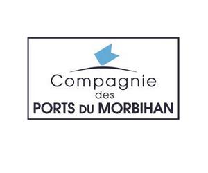 Wifi : Logo Compagnie des Ports du Morbihan