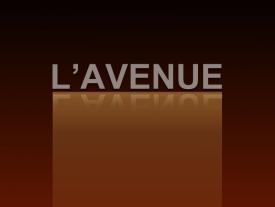 Wifi : Logo L'Avenue