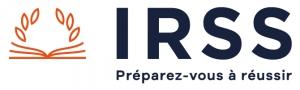 Wifi : Logo Irss Sante Tours - 2 Lions