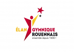 Wifi : Logo Elan Gymnique Rouennais