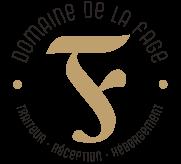 Wifi : Logo Domaine de la Fage