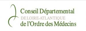 Wifi : Logo Conseil Départemental de Loire-Atlantique de l'Ordre des Médecins