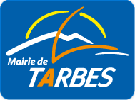 Wifi : Logo Mairie de Tarbes - Place Marcadieu