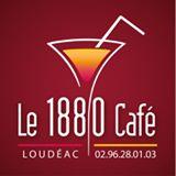 Wifi : Logo Le 1880 Café