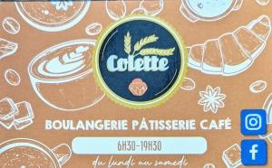 Wifi : Logo Boulangerie Colette
