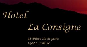 Wifi : Logo La Consigne