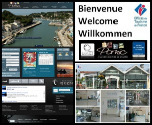 Wifi : Logo Office de Tourisme de Pornic