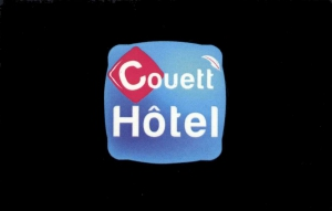 Wifi : Logo Couett'Hotel Mainvilliers