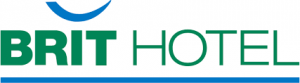 Wifi : Logo Brit Hotel Essentiel de Granville