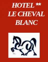 Wifi : Logo Le Cheval Blanc