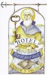 Wifi : Logo Hotel Porte Saint Pierre