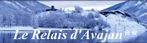 Wifi : Logo Relais d'Avajan