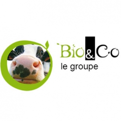 Wifi : Logo Bio&co le Marché Toulon