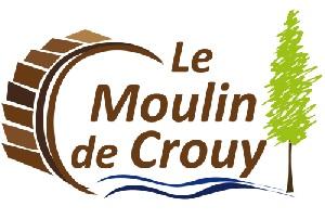 Wifi : Logo Le Moulin de Crouy