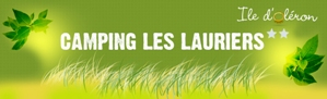 Wifi : Logo Camping les Lauriers