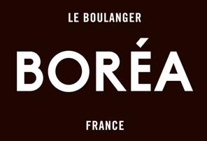 Wifi : Logo Boulangerie Boréa