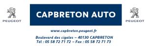 Wifi : Logo Capbreton Auto