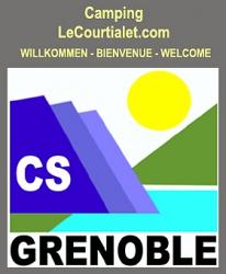Wifi : Logo Club du Soleil de Grenoble