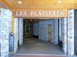 Wifi : Logo Les Platières