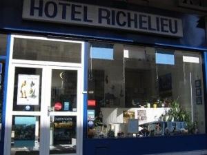 Wifi : Logo Hotel le Richelieu