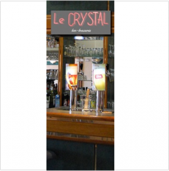 Wifi : Logo Le Crystal
