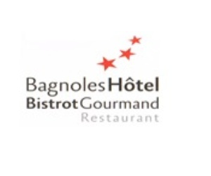 Wifi : Logo Bagnoles Hotel - Bistrot Gourmand