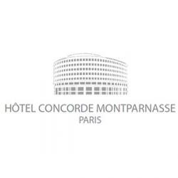 Wifi : Logo Hotel Concorde Montparnasse
