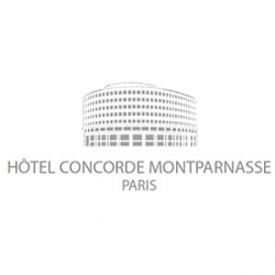 Wifi : Logo Hotel Concorde Montparnasse - Seminaires