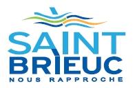 Wifi : Logo Ville de Saint Brieuc