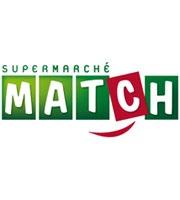 Wifi : Logo Supermarchés Match