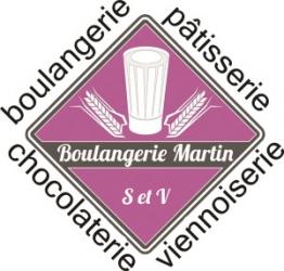 Wifi : Logo Boulangerie Martin
