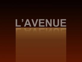 Wifi : Logo L'Avenue