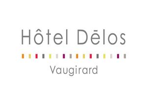 Wifi : Logo Hotel Delos