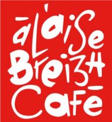 Wifi : Logo A l'Aise Breizh Cafe