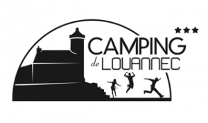 Wifi : Logo Camping Louannec