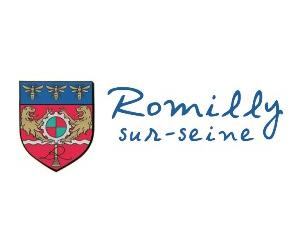 Wifi : Logo Communauté de Communes des Portes de Romilly Sur Seine