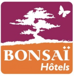 Wifi : Logo Hotel Bonsai