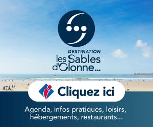 Wifi : Logo Office de Tourisme des Sables d'Olonne