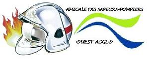 Wifi : Logo Amicale des Sapeurs Pompiers de Ouest Agglo