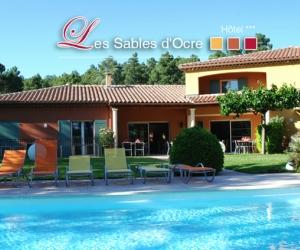 Wifi : Logo Hotel les Sables d'Ocre