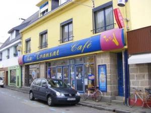 Wifi : Logo Le Transat Café