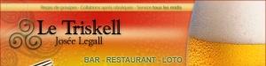 Wifi : Logo Le Triskell