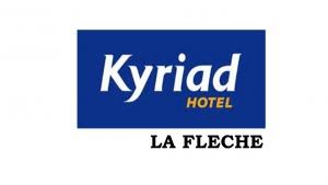 Wifi : Logo Hôtel Kyriad la Flèche