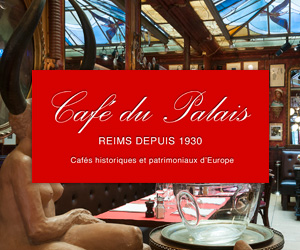 Wifi : Logo Café du Palais