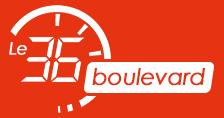 Wifi : Logo 36 Boulevard