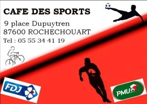 Wifi : Logo Le Café des Sports