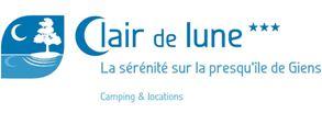 Wifi : Logo Camping Clair de Lune