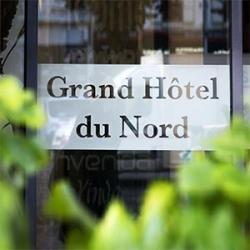 Wifi : Logo Grand Hôtel du Nord