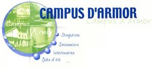 Wifi : Logo Le Campus d'Armor